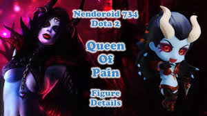 poche a pain nendoroid dota 2 queen of pain figure details youtube
