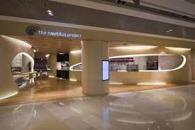 creative restaurant design the nautilus project in singapore