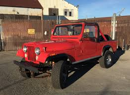 jeep scrambler for sale 1985 jeep cj8 scrambler for sale on bat auctions sold for 7 000