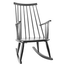 Rocking Chair Lena Larsson Rocking Chair For Nesto Sweden Pastoe For Sale At