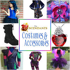 evie costume disney descendants costumes and accessories omg gift emporium