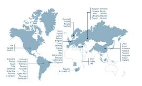 Canada And Usa Map by Panda Security Has Purchased Its Franchise In Canada And Opened