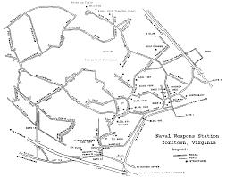 Norfolk Va Zip Code Map by Naval Weapons Station Navwpnsta Yorktown Virginia