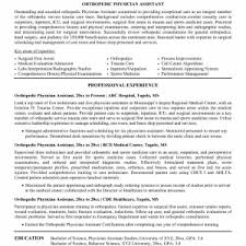 cover letter template for surgical assistant resume sample psw
