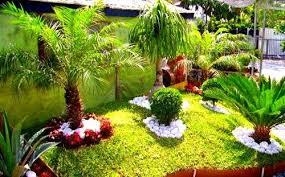 imagenes de jardines pequeños con flores jardines con piedras4 jpg