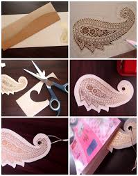 Wedding Invitation Card Diy Diy Bookmarks With Old Wedding Invitation Cards My Pins