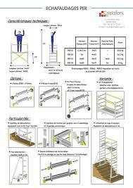 Plan De Travail 3m20 by La Page D U0027accueil D U0027 échelle Aluminium Eu Pour Les Prix D