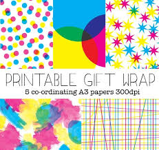 wrapping papers printable gift wrapping paper gift wrapping ideas my