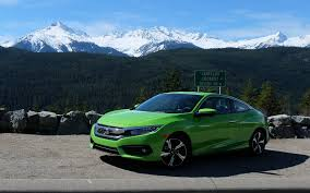 honda civic 2016 2016 honda civic coupe when head and heart agree the car guide