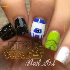 24 best star wars nail art images on pinterest star wars nails