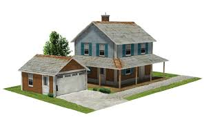 house models and plans railroad model buildings scale houses 8 house models to