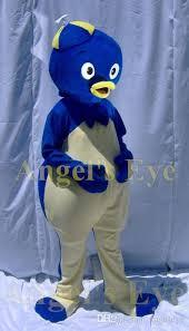 wholesale backyardigans pablo mascot costume cartoon