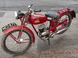 motorcycle restoration projects uk sun hornet 98cc 1956