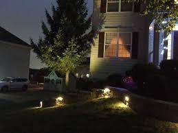 120 Volt Landscape Lighting by Landscape Lighting Tgg Landscape Construction