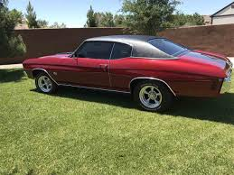 1970 chevrolet chevelle for sale on classiccars com 173 available