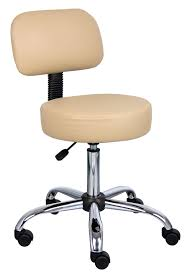 Leather Boss Chair Bedroom Excellent Boss Chairs Beige Caressoft Medical Stool Back