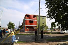 shipping container homes detroit shipping containers repurposed