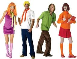 Daphne Halloween Costumes Daphne Scooby Doo Fancy Dress Costume Cartoon Tv Movies