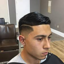 Trimmed Hairstyles For Men by Hairstyle Hair Parting Comb Comb Over Haircut Cool Combs For Guys