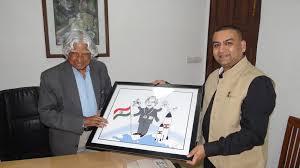 meeting with dr apj abdul kalam u2013 a spiritual experience