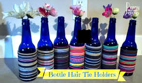 hair tie holder bottle hair tie holders great for bottles pincher