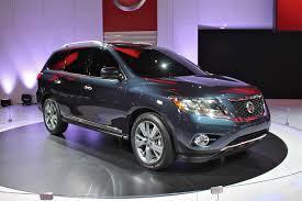 nissan car 2012 2012 nissan pathfinder concept 2012 detroit auto show video