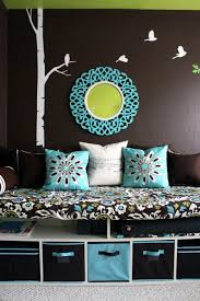 home decor turquoise and brown bedrooms cool awesome of brown and turquoise living room ideas
