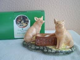 border fine arts james herriot u0027s country kitchen cat u0026 mouse