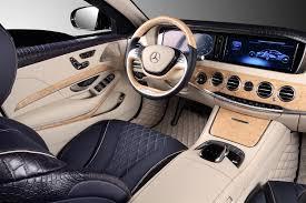mercedes interior w222 mercedes s guard interior wrapped in crocodile leather