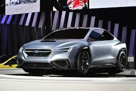 subaru wrx drift car the subaru viziv performance concept has wrx written all over it