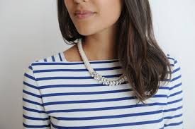 diy necklace with rope images Diy statement rope necklace a pair a spare jpg