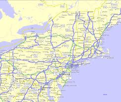 map us northeast map east usa my and lapiccolaitalia info
