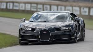 bugatti 2018 bugatti chiron review top speed