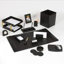 Desk Sets For Home Office Peachy Looking Office Desk Sets Decoration Collection Also