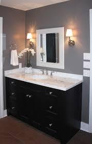 Bathroom Mirrors At Home Depot Framed Bathroom Mirrors Bath The Home Depot Inside White Mirror