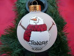 1121 best painted ornaments images on