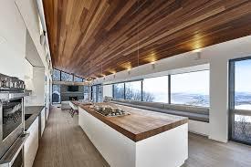 luxus küche eine luxusküche im ski chalet küchendesignmagazin lassen sie