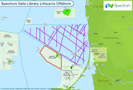 Utm Zone Map Back To The Baltic Lukoil Granted Rights To Under Explored Sector