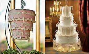 wedding cake jacksonville fl chandelier wedding cakes and hanging centerpieces pb