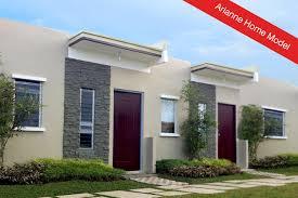 Row House Model - arianne lumina homes plaridel bulacan bulacanhomes row house