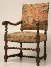 Kissing Chairs Antiques Fauteuil Chair France Early 18thc Louis Xiv Carved Walnut