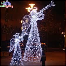 lighted christmas yard angels outdoor reindeer decorations lowes luxury outdoor lighted christmas