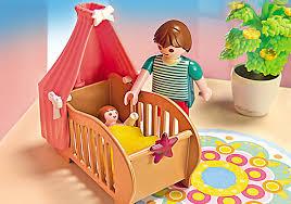 chambre de bébé playmobil playmobil 5334 chambre de bébé avec berceau achat vente univers