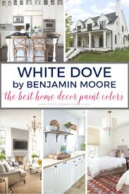 white dove on kitchen cabinets benjamin white dove the best home decor paint colors