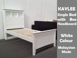 Solid Wood Bed Frame Nz Furniture Place Beds