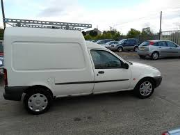 ford courier van 1 8 diesel white no mot or tax 500 in dromore