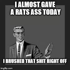 Rats Ass Meme - kill yourself guy meme imgflip