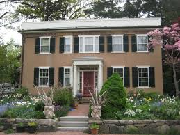 colonial revival exterior traditional exterior boston by