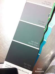grizzle gray paint for the bathroom decor adventures