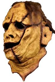 leatherface mask chainsaw leatherface skinner mask